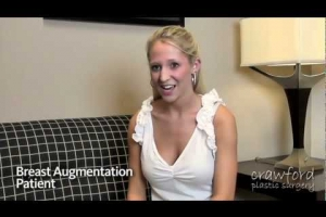 Happy Breast Augmentation Patient Shares Her Experience